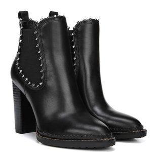 NWOT Sam Edelman Salma Studded Chelsea Boots Sz 10